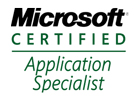 Microsoft Certified Application Specialist